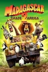 Nonton Film Madagascar: Escape 2 Africa (2008) Sub Indo