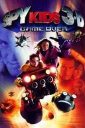 Nonton Film Spy Kids 3: Game Over (2003) Sub Indo