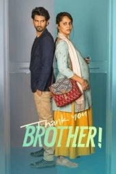 Nonton Film Thank You Brother! (2021) Sub Indo